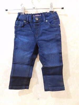 The Childrens Place Baby Skinny Jeans  Sz 12-18 Mos. 100% Cotton NWT_____ R7B4