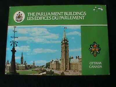 "Vintage Pictorial Booklet ""The Parliament Buildings"" -Ottawa"