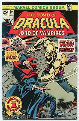 Tomb of Dracula 39 Dec 1975 FI+ (6.5)