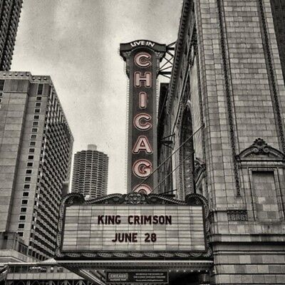 Official Bootleg: Live In Chicago June 28th 2017 - King Crimson (2017, CD NUOVO)