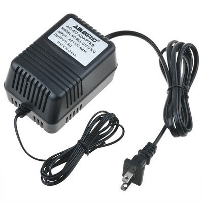 Accessory USA AC to AC Adapter for Numark TF41023201UL M1 DM950USB DJ Mixers Power Supply Cord