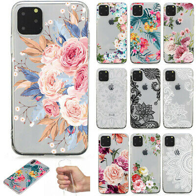 For iPhone X 8 7 6s Plus 5s SE Matte Ultra Thin Soft Rubber Silicone Case Cover