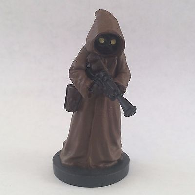 Disney Store Authentic JAWA FIGURINE Cake TOPPER STAR WARS NEW