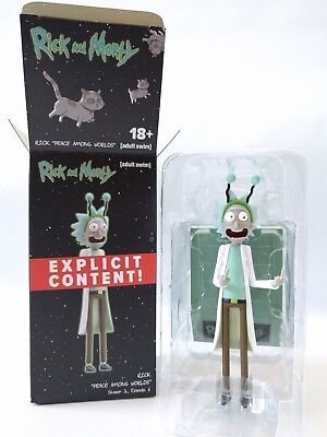 2017 Loot Crate Rick and Morty Exclusive LootCrate Figure Toy Adult Swim