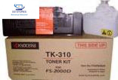 Kyocera TK 310 Kit toner 1 x noir 12000 pages