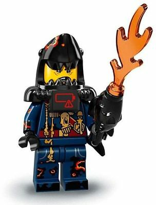 LEGO Mini figurine THE NINJAGO MOVIE SHARK ARMY GREAT WHITE Neuf et complet