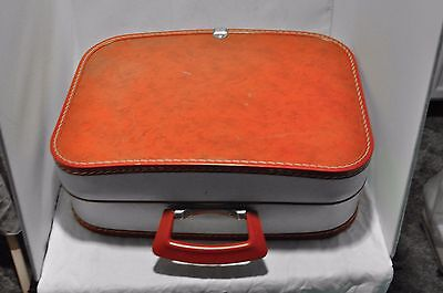 Fidelity HF31 Portable (Suitcase) Record Player. Good clean working example