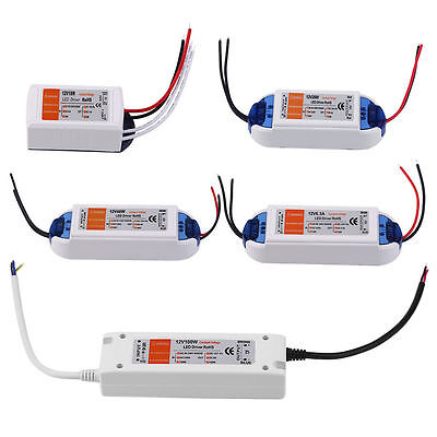 AC 230V To DC 12V LED Driver Adapter Transformer Power Supply For LED Strip CCTV