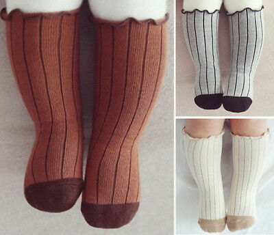 Baby Toddler Tights Winter Leg Warmers Room Floor Climbing Knee Pads Stockings