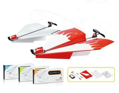 Electric Paper Airplane Conversion Kit DIY Model Educational Toy Kids Gift