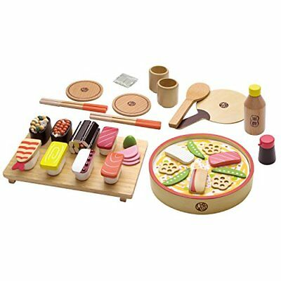 The first time you play house Japanese sushi deluxe set From Japan from Japan