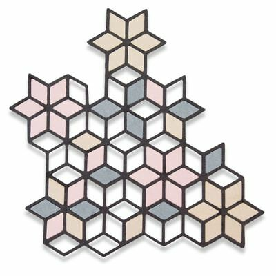Sizzix Thinlits Die Diamond Cluster 661741 Debi Potter