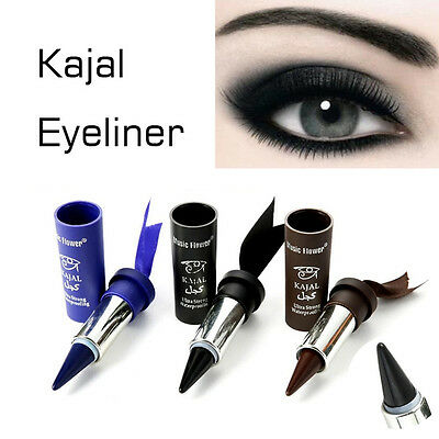 Smoky Eyes Eyeliner Bold Eyes Liner Gel Pencil Makeup Pen Kajal Cosmetics Beauty