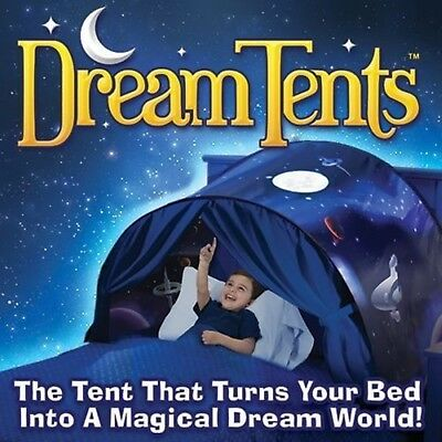Dream Tents Space Adventure Foldable Tents Camping Outdoor Tent Kids Baby Tents