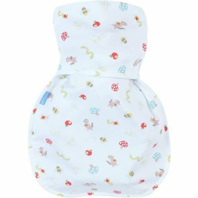Apple of my Eye Baby Sleeping Swaddle, Healthy Hip 0-3 Months, The Gro Company