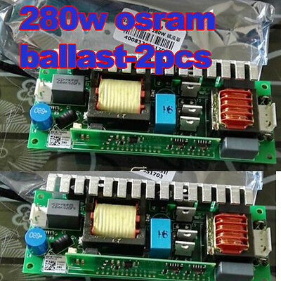 Electric ballast for OSRAM lamp 10R280W beam moving head light BULB ballast 2PCS