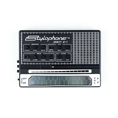 Stylophone GX-1 Analogue Synth w/ Filter & FX