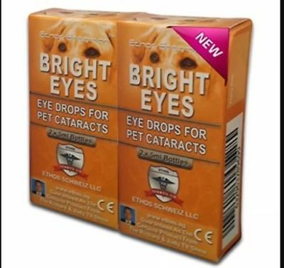 *** Eye Drops for Pets - Ethos NAC Cataract Eye drops - Authorised Reseller. ***