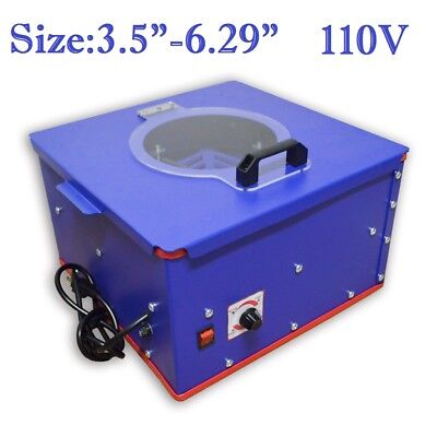 110V Pad Printing Electric Emulsion Coating Machine Suitable Steel Plate