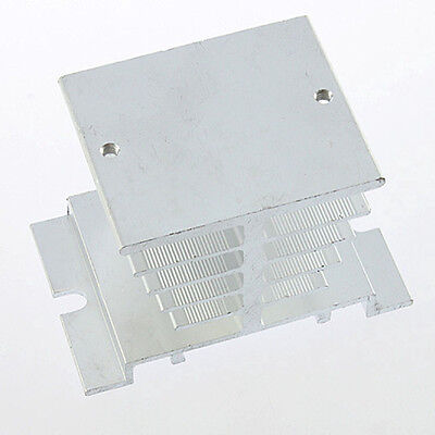 New Aluminum Heat Sink For Solid State Relay SSR Small Type Heat Dissipation CK