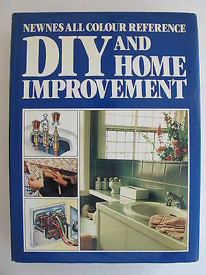 Newnes All Colour Reference DIY & Home Improvement - Contents Pages Shown