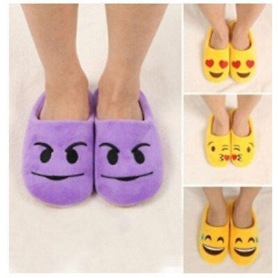 Unisex Home Shoes Soft  Autumn Winter Warm Sandal House Indoor Cotton Slippers