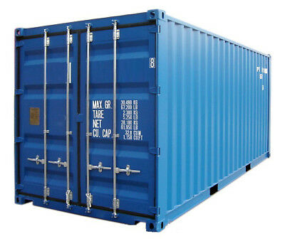 10 ft lagercontainer container neu lieferung inkl 10 fu eur picclick de. Black Bedroom Furniture Sets. Home Design Ideas