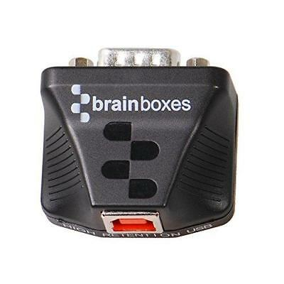 Brainboxes Ultra 1 Port Rs232 Usb To Serial Adapter - 1