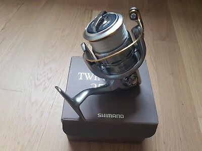 Exelent Condition Shimano TWIN POWER 11 2500S