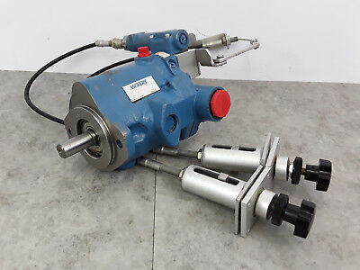 Vickers Hydraulic Variable Delivery Pump PVQ10-A2R-SS1S-20-C21-12 Remote Control