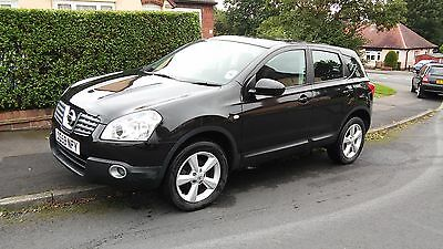 Nissan Qashqai Acenta 2010 (59 plate) ,2WD, 2.0 dci,6 speed manual 64 000 miles