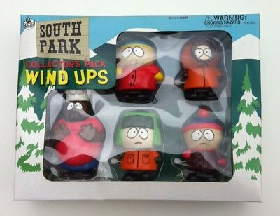 South Park. Wind up toys. Collectors Pack