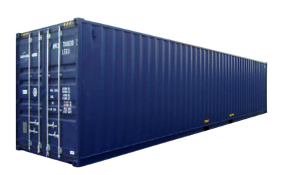 40 ft HighCube Lagercontainer / Seecontainer / Container, Lieferung / 40 Fuß HC