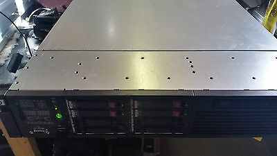 HP DL380 G6 Rack Server Dual 4-CORE E5620 24GB 300gb VMWARE ESXI 6.5 Centos 7
