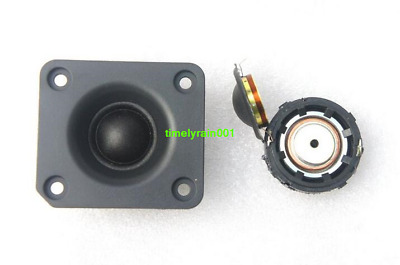 "2pcs 1"" inch 4Ohm 4Ω 25W Tweeter treble speaker Loudspeaker For VIFA HiFi Audio"