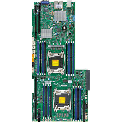 SUPERMICRO X10DRG-HT Proprietary Motherboard LGA2011-v3 Socket 2 Supported CPUs