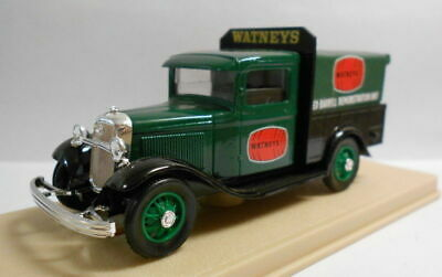 Eligor 1/43 Scale Diecast Model 1067 FORD V8 PICK-UP 1933 BACHE WATNEYS