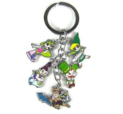 Legend of Zelda Keychain