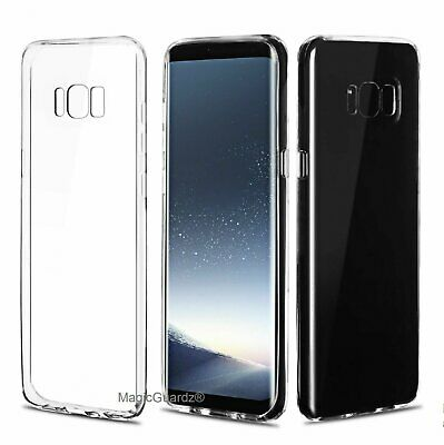 For Samsung Galaxy Note 8  S8 Plus Case Shockproof Hybrid Rubber Back Cover