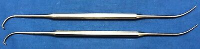 "Xomed Maxillary Ostium Seeker 8"" Length - Reference: 3714231 - Lot of 2"