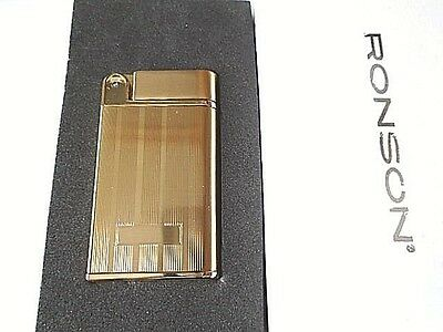 Ronson Luxury Jet Flame Lighter New In Box