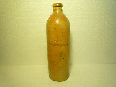 Antique  Prussian / German  Water  Bottle  Selters  Nassau  Special  And  Rare