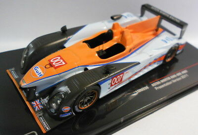 Ixo 1/43 Scale LMM200 ASTON MARTIN #007 AMR-ONE 2011