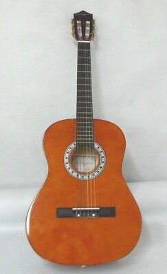 Martin Smith Beginner Acoustic Guitar Nylon 6 String Model W-560-N 3/4 Size Used