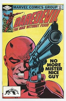 Daredevil #184 Punisher FN Marvel Comics 1982 - Frank Miller