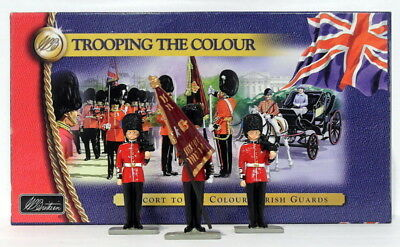Britains Trooping The Colour - 40113 Escort To The Colour - Irish Guards
