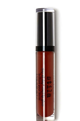 Stila Stay All Day Vinyl Lip Gloss in 07 terracotta Vinyl - 4ml
