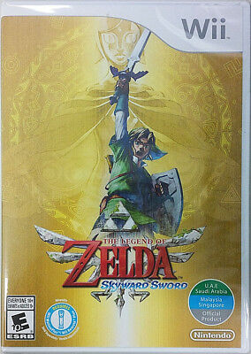 The Legend of Zelda: Skyward Sword World Edition (Nintendo Wii, 2011)