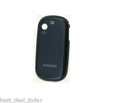 Samsung OEM Battery Back Door Cover For Gravity T Touch T669 Steel Grey Original