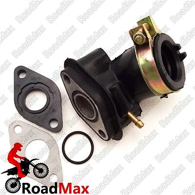 Chinese Scooter GY6 50cc Engine Intake Manifold Inlet Pipe Gasket